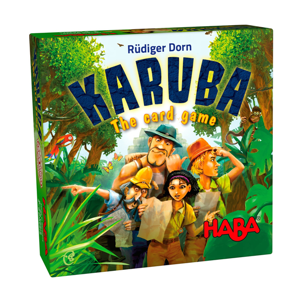 Haba Karuba The Card Game – Karuba Adası Kart Oyunu