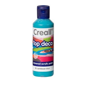 Creall Top Deco - Turkuaz
