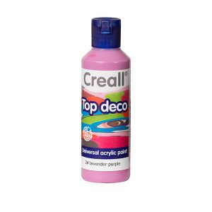 Creall Top Deco - Lavanta Mor