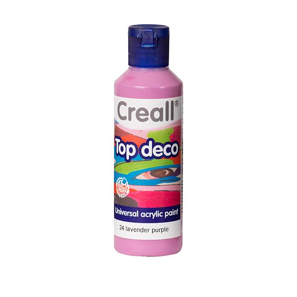 Creall Top Deco - Lavanta Mor
