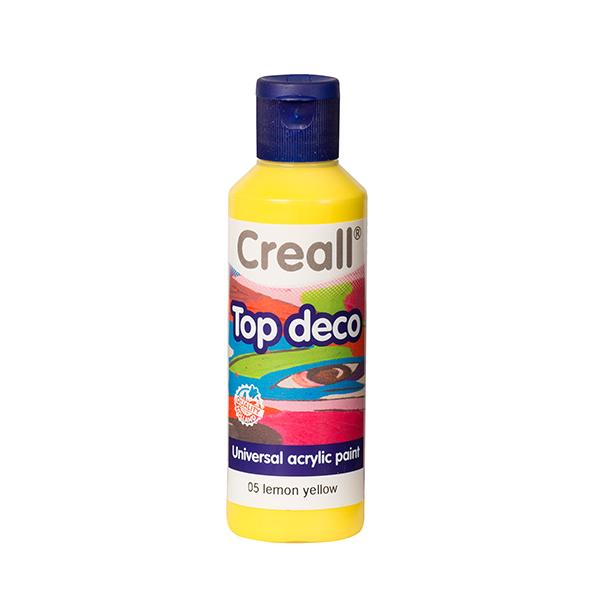 Creall Top Deco - Limon Sarı
