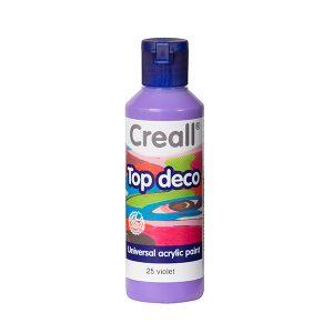 Creall Top Deco - Menekşe