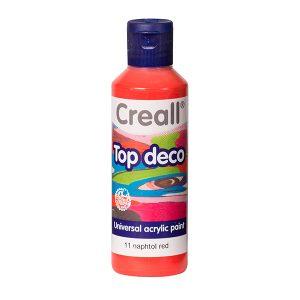 Creall Top Deco - Napthol Kırmızı