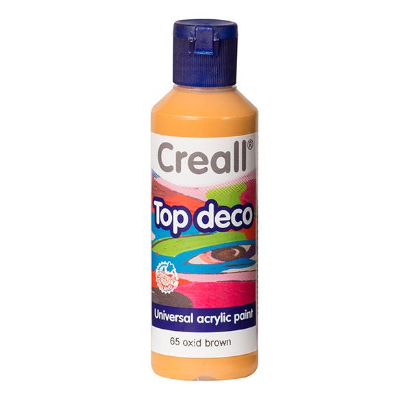 Creall Top Deco - Oksid Kahverengi