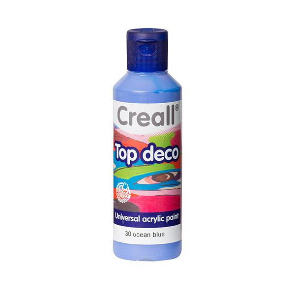 Creall Top Deco - Okyanus Mavi