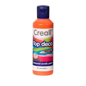 Creall Top Deco - Parlak Kırmızı