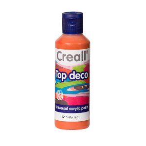 Creall Top Deco - Paslı Kırmızı