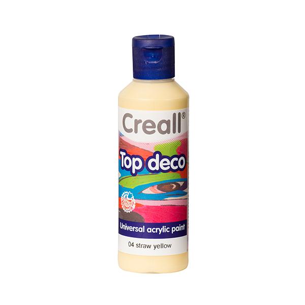 Creall Top Deco - Saman Sarı