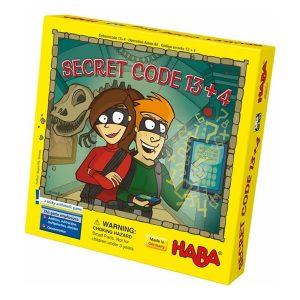 Haba Secret Code (13+4) - Gizli Şifre (13+4) Matematik Oyunu