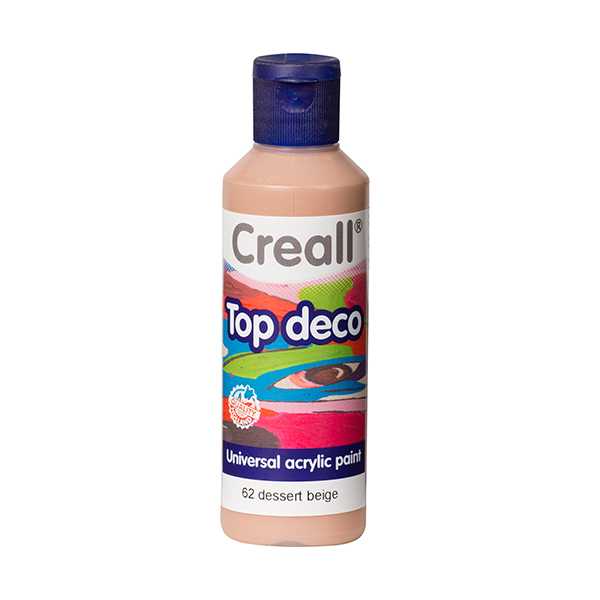 Creall Top Deco - Tatlı Bej
