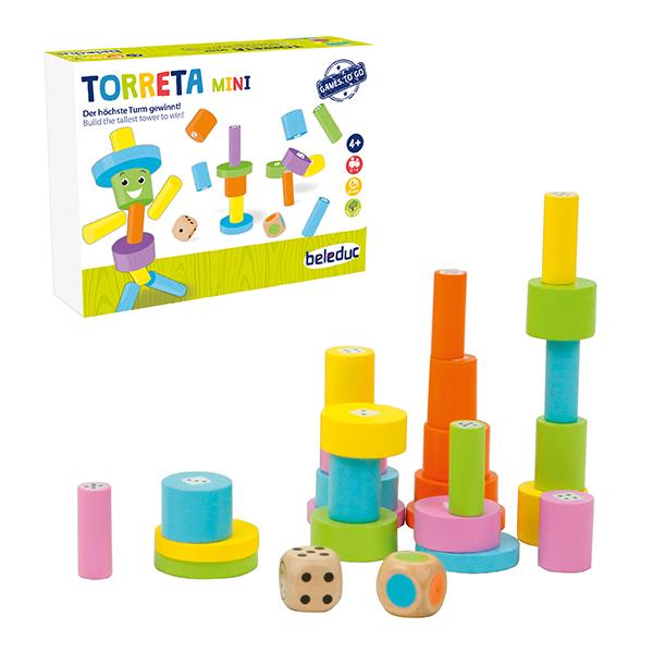 Beleduc Active Kids / Torreta Mini Sayılar Kulesi