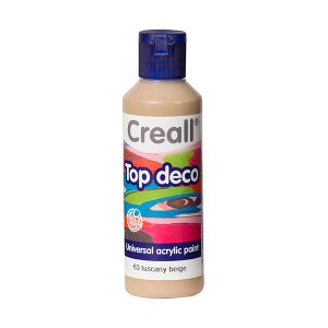 Creall Top Deco - Toskana Bej