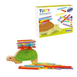 Beleduc Active Kids / Turty - Sevimli Kaplumbağa Denge Oyunu