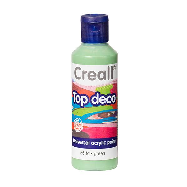 Creall Top Deco - Yöresel Yeşil