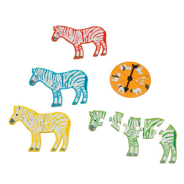 Beleduc Active Kids / Zebra Party - Zebra Partisi