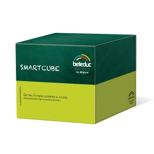 Smartcube: Geometrik Figürler Seti (112 Ahşap Blok ve 120 Aktivite)