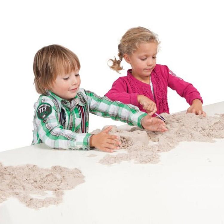 Kinetik Kumun Çocukların Gelişimine Katkıları