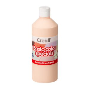 Creall Basic Color - Pastel Turuncu 500ml.