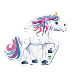 Büyük Boy Puzzle / Unicorn