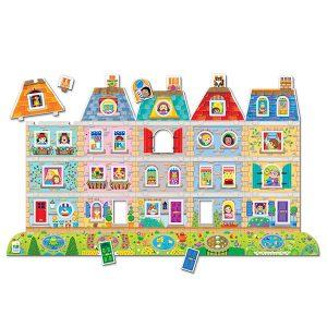 Oyun Puzzle / Komşularım