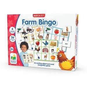 Farm Bingo - Resimli Çiftlik Tombalası