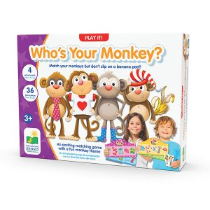 Who's Your Monkey - Dolabımdaki Maymun