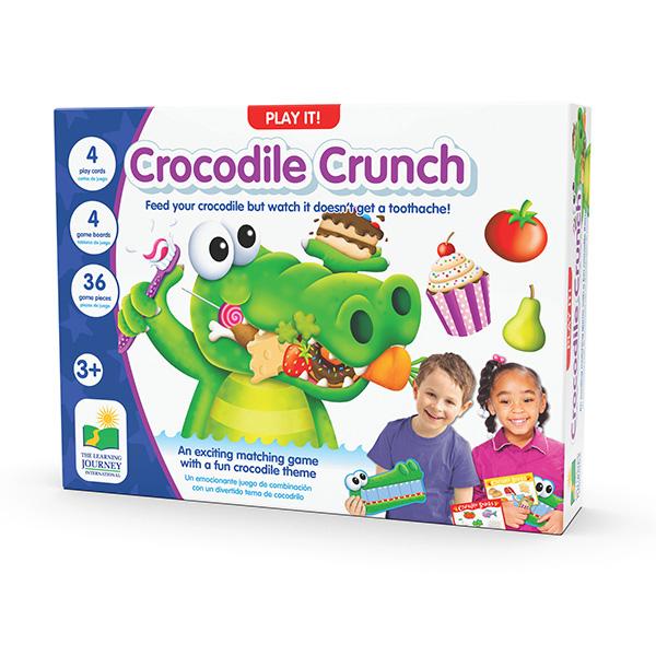 Crocodile Crunch - Timsahı Doyuralım