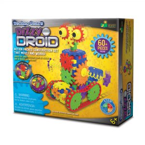 STEM Serisi / Dizzy Droid (60 Parça)