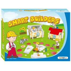 Smart Builders - Akıllı İnşaatcılar İşbaşında