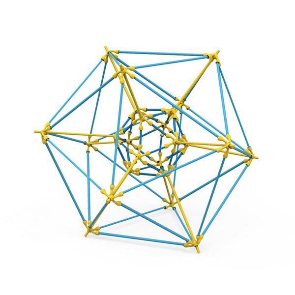 Flexistix - Dev Yapı Çubukları XXL (507 Parça)